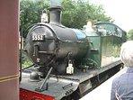 Fantastic steam train rides.