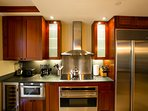 Your Fully Equipped Kitchen.