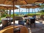 Ocean Front Beach Bar