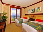 Bedroom 2 with Ocean View