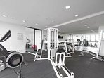 Full Use Of the Gym And Pool when You Stay With Us