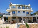 The Villa face the Ionion sea -Amazing sea view