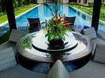 Villa Kalyana at Royal Phuket Marina - Sala