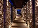 Villa Kalyana at Royal Phuket Marina - Walkway