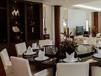Villa Kalyana at Royal Phuket Marina - Dining Area