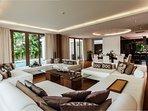 Villa Kalyana at Royal Phuket Marina - Living Area
