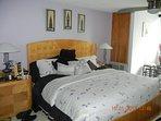 Italian Maple Deco King Master Bedroom