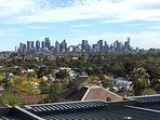 NEW StayCentral on Northcote Hill, near Melbourne; great views, 2Br, 2Ba