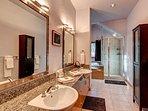 Buffalo Mountain Vista Master Bathroom Frisco Lodging Vacation R