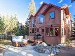 Buffalo Mountain Vista Exterior Frisco Lodging Vacation Rental