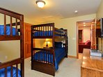 Canny Lodge Bunk Room Frisco Lodging Vacation Rentals
