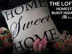 The Loft Homestay Bukit Indah JB