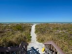 Private Path to the Gulf of Mexico