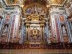 altar of the church of Santa Maria Maggiore