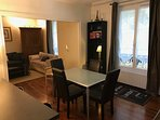 Large apartment very confortable with 2 bedrooms