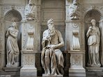Nearby: Church of St. Peter in  Vincoli  and the Moses by  Michelangelo