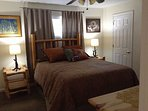 You'll love our Heavenly Beds! SmartTV's, full length mirrors, closets, dressers, luggage racks ++