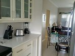 Our Fully Equipped Kitchen with all the amenities of home