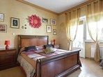 Camera da letto King con terrazzo