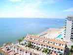 Vista del Mar Menor desde azotea