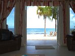 Open the door and hear the Ocean Sounds from your favorite living room chair.