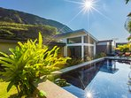 Gorgeous Koko Head views and lap pool