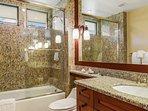3rd Bathroom w/Tub and Shower
