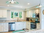Cook your family meals in this spacious kitchen
