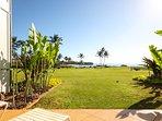 Beautiful Ocean view and Fantastic Sunrises from Poipu Sands 513.