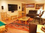 Home Theater - 52 Inch HDTV, DVD & Surround Sound