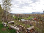 Firepit & Northern Valley View
