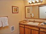 Two-Room Bathroom, Nicely Updated