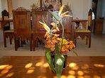 Bench,Floral Design,Flower,Flower Arrangement,Food