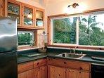 Paradise Point - Upstairs Kitchen