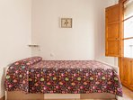 Dormitorio doble, cama nido.