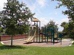Playground within gated community