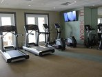 Gym at Encore Clubhouse