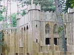 The Lost Castle - Adventure Playground at Lowther Castle