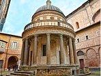 san pietro in Montorio ed il museo della reale accademia spagnala (gratuito) vicino al fontanone