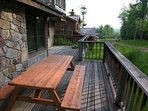 Middle Level Deck