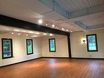 Brand New Yoga Studio in Carriage House ground floor