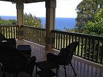 Spectacular Hamakua plantation house with ocean view & free wi-fi