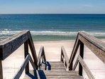 Easy Beach Access just across the street from Sundune #204
