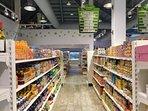 Inside Supermarket