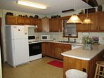 Cedar Fully Equipped Kitchen