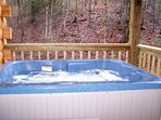 Cozy Cove Hot Tub