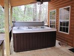 River Escape Hot Tub