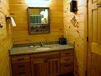 BM upper bathroom