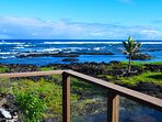Hale O Wai Opae is oceanfront in Kapoho Vacationland with some of the state's best snorkeling!