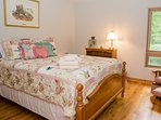 Bedroom #3 – Main Level – Guest Room – Queen Bed – Shared Full Bath